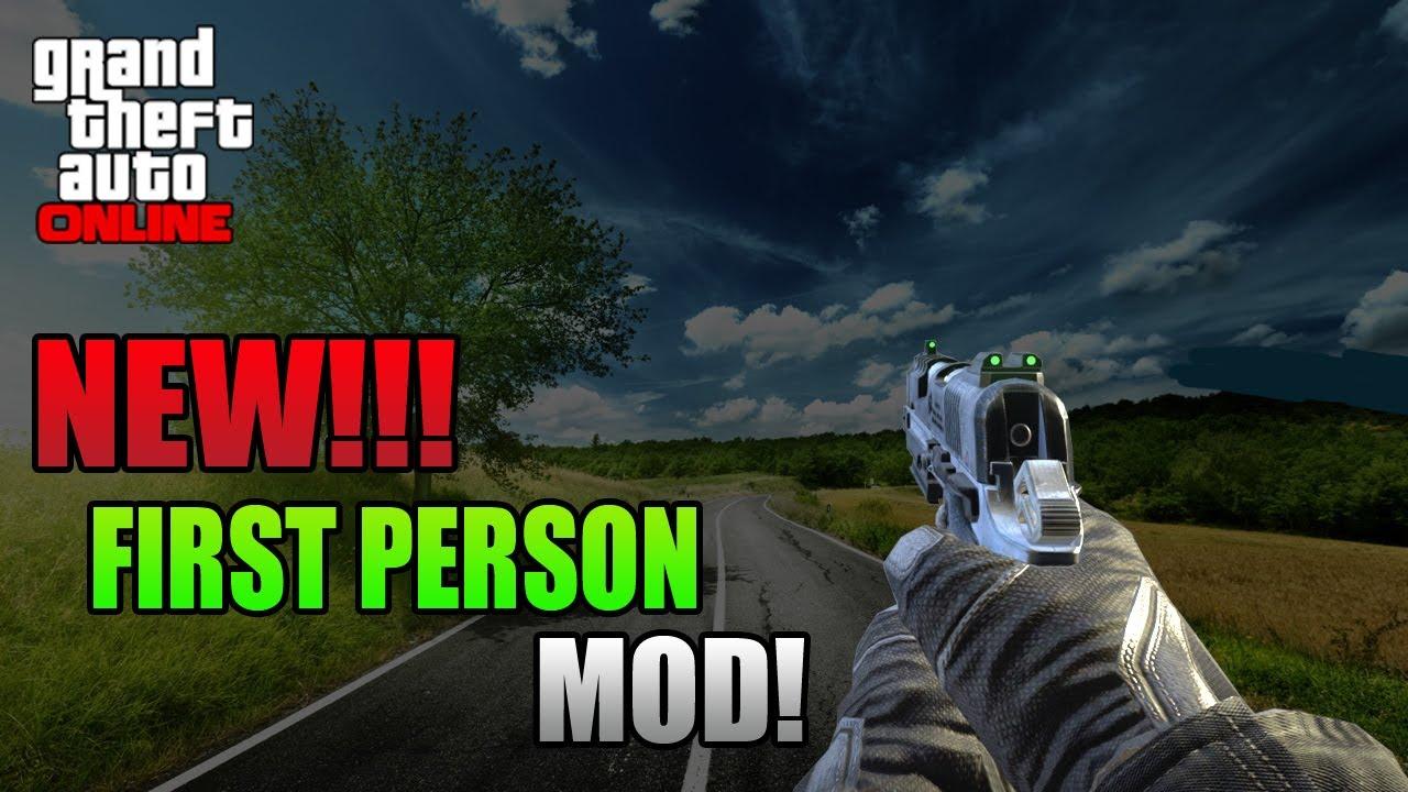 GTA یا Call Of Duty ?! | ماد جدید GTA v بازی را به یک عنوان اول  شخص تبدیل میکند