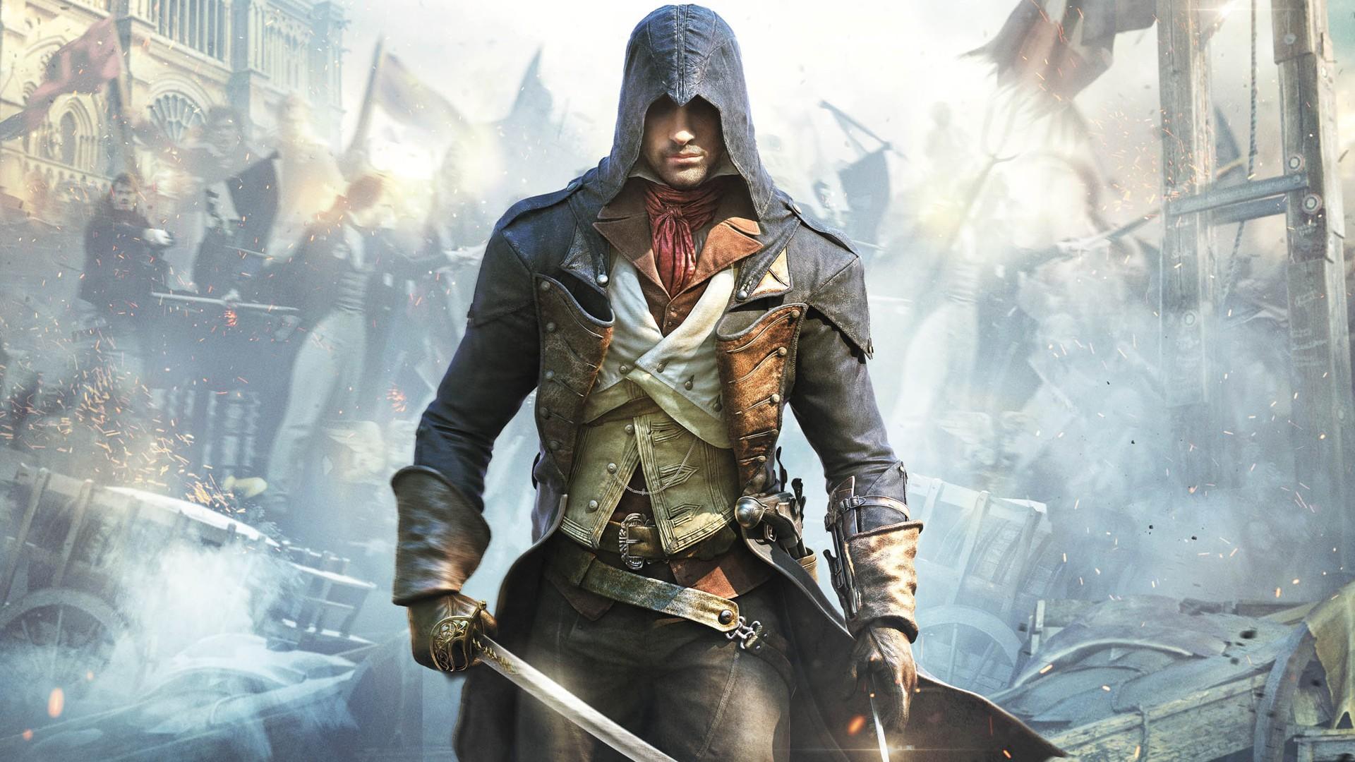 تصاویری از باگ هایی وحشتناک و ناامیدکننده در بازی Assassin's Creed Unity