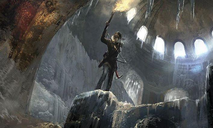 مایکروسافت Rise of the Tomb Raider  را منتشر خواهد کرد