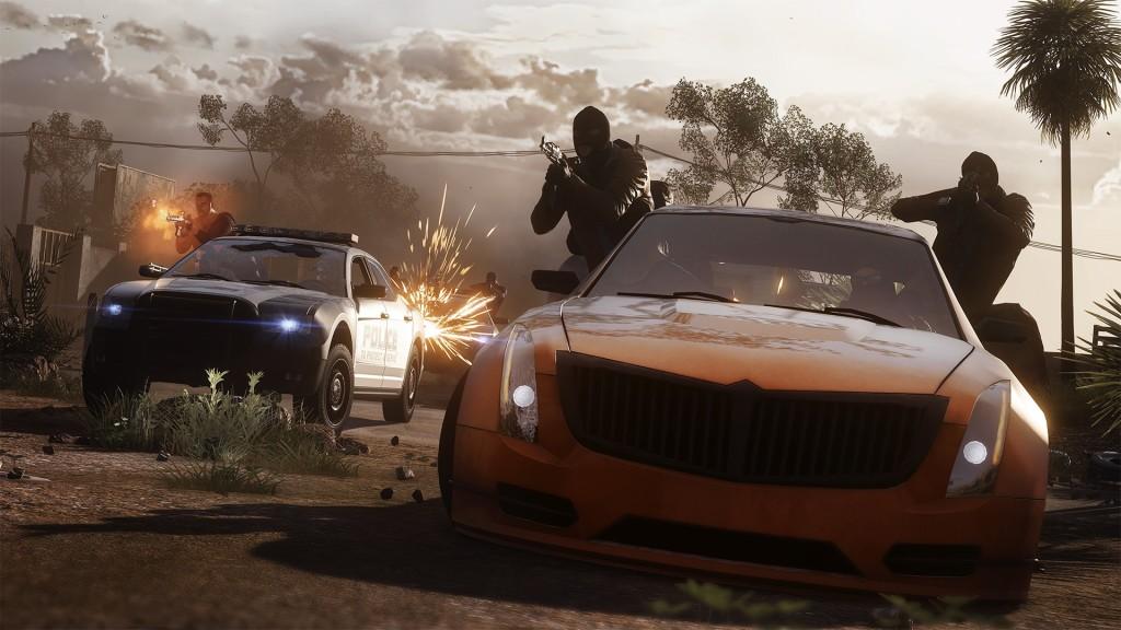 تریلر جدید گیم پلی Battlefield: Hardline  با نام Karma