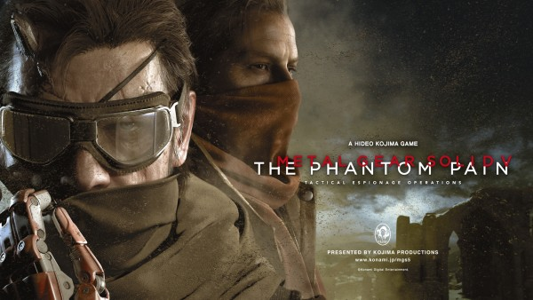 تاریخ انتشار Metal Gear Solid 5: The Phantom Pain لو رفت