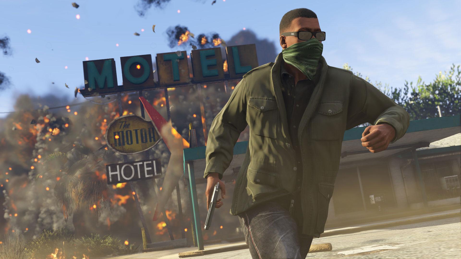 عنوان GTA V هم اکنون قابل Pre-load بر روی کنسول Xbox One می باشد