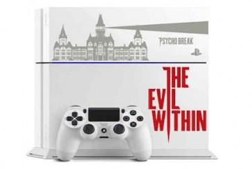 نسخه ی Limited Edition عنوان The Evil Within همراه با باندل جدید کنسول PS4 در ژاپن عرضه خواهد شد