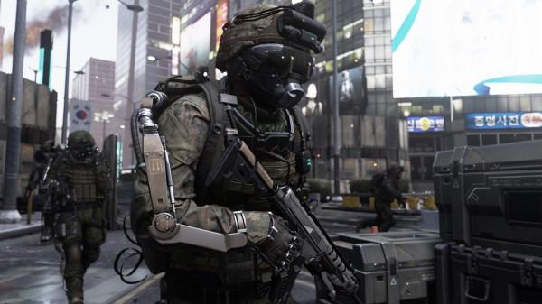 آخر این هفته CoD: Advanced Warfare چند نفره در استیم رایگان بازی کنید