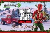 کریسمس و GTA V : ONLINE