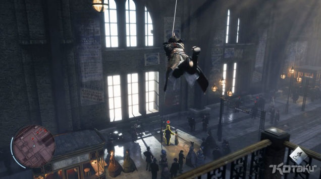 Assassin's Creed:بعد از لندن باید منتظر ژاپن باشیم؟!