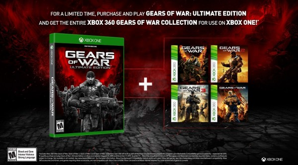 Gears of War:Ultimate Edition