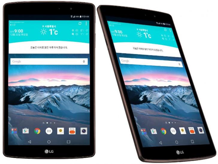 تبلت LG G Pad 8.3 II