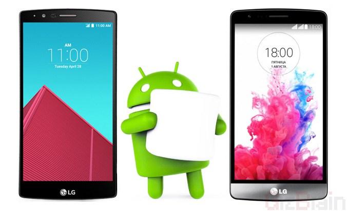 بروزرسانی اندروید 6 برای LG G3