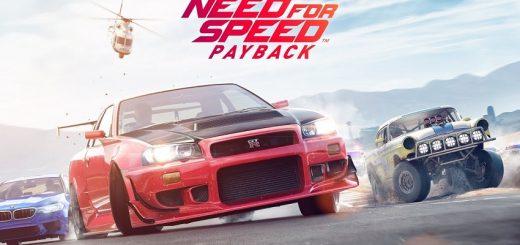 تماشا کنید: تریلری جدید از عنوان Need for Speed Payback منتشر شد
