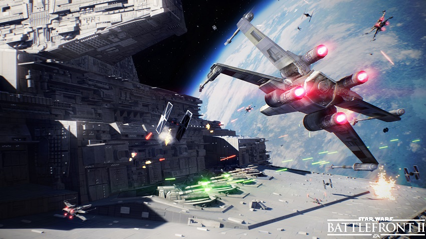 Star Wars: Battlefront 2 Trailer