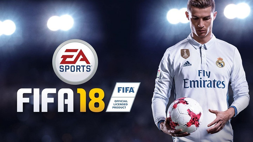 FIFA 18 Nintendo Switch Gameplay