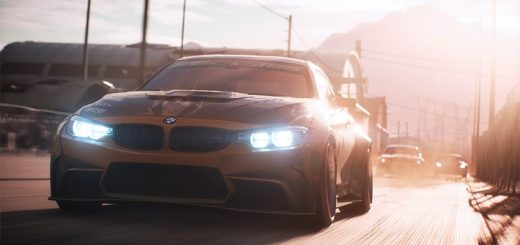 Need For Speed Payback BMW M5 2018 Trailer