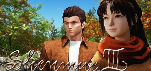 Shenmue 3 First Trailer