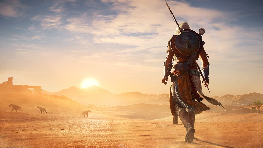 Assassin's Creed: Origins loot box