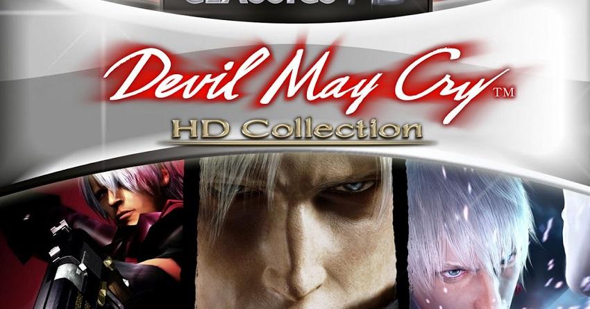 کالکشن Devil May Cry HD به زودی برای کنسول های نسل هشتمی و رایانه های شخصی منتشر می شود