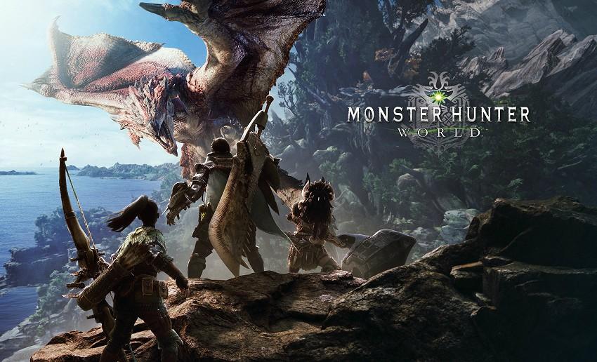 تماشا کنید: تریلری جدید از بازی Monster Hunter: World منتشر شد