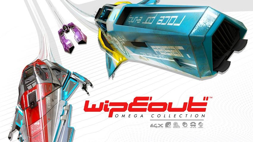حالت PlayStation VR بازی Wipeout در سال ۲۰۱۸ منتشر می شود